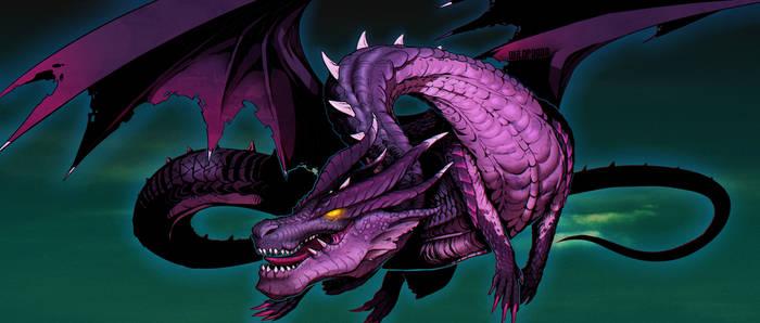 Fatalis, the Black Dragon