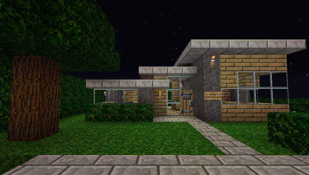 Another day, another server, another house by CrazyRonn