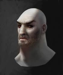 Zacharias Face by Cereberus8