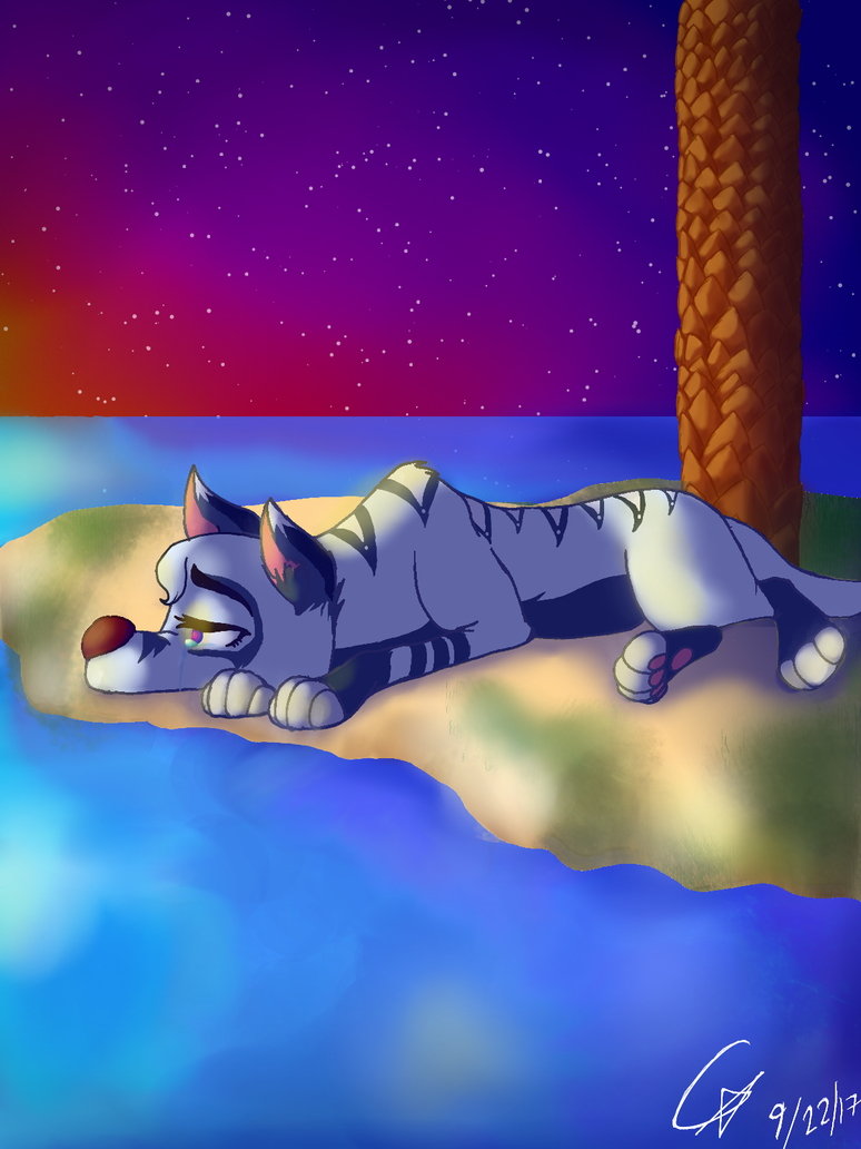 Contemplation by yue-luv-art