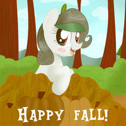 Happy Fall from Front Page by EverfreeNW
