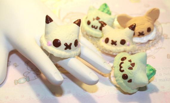 50% off Pokemon Ice Cream Rings by SprinkleChick