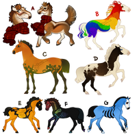 Adopts for Art Offer | OPEN by NouveauStables