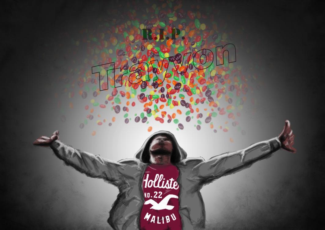 RIP Trayvon by BDawg9
