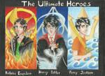 The Ultimate Heroes by ElvenWarrior14