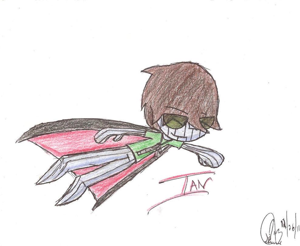 Super Ian by JazoMcSpazo653086