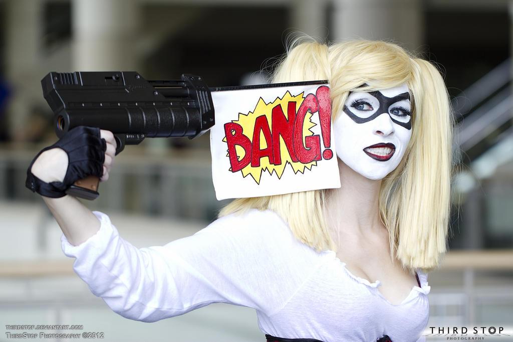 Harley Quinn 12 by thirdstop