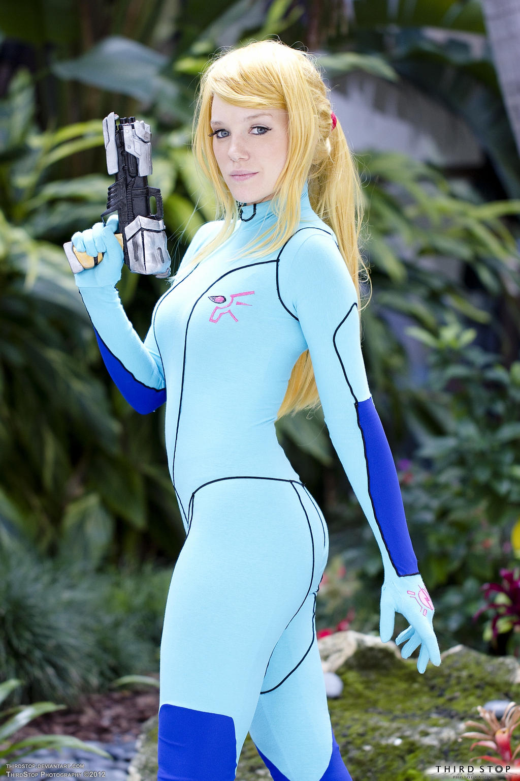 Zero Suit Samus 05 by thirdstop