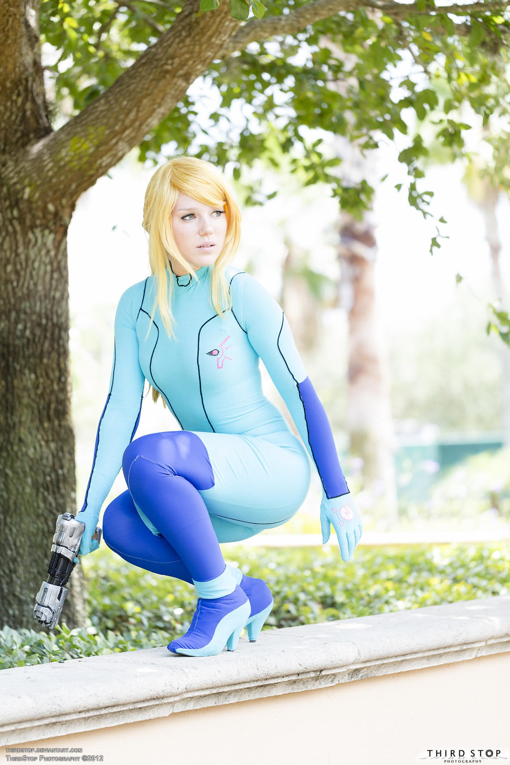Zero Suit Samus 22 by thirdstop