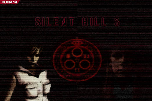 Silent Hill 3 Poster