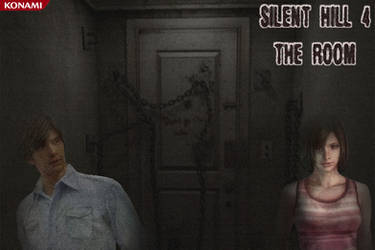 Silent Hill 4 The Room Poster
