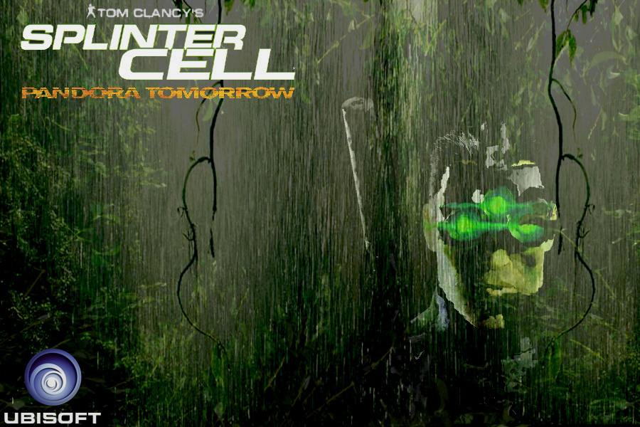 splinter cell pandora tomorrow wallpaper - photo #8