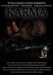 Rodney Petrie's KARMA - Official Movie Poster