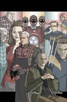 X-Men version 2 by khazen