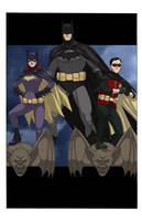 Batman: World's Greatest Detective by khazen