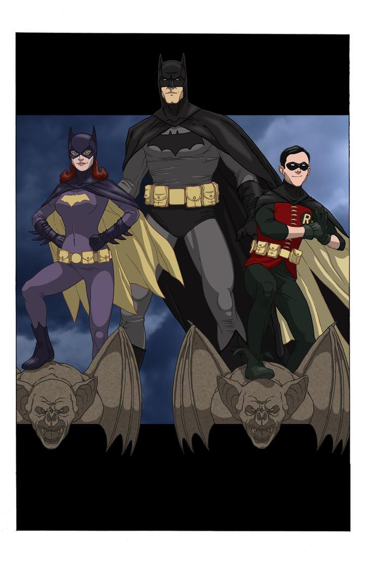 Batman: World's Greatest Detective by khazen