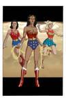Wonder Woman: Princess of the Amazons