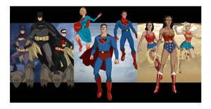 DC Trinity by khazen