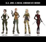 Ladies of G.I. JOE