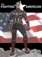 The Fighting American by khazen