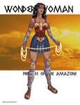 Wonder Woman: Princess of the Amazons!