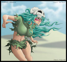 Neliel tu Oderschwank fanart by drake---666