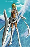 Tercera espada - Tia Hallibel by drake---666