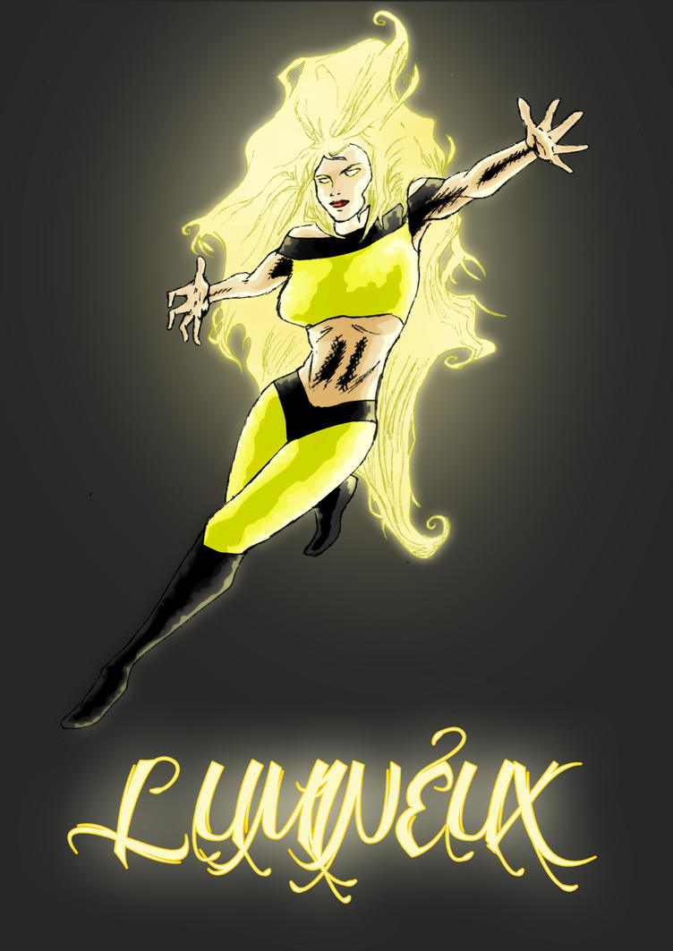 Lumineux Final Design by iamherecozidraw