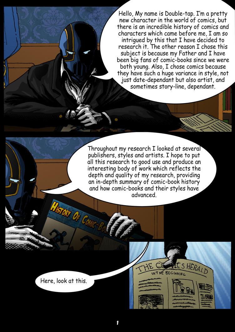 Unit 13 comic page 001 by iamherecozidraw