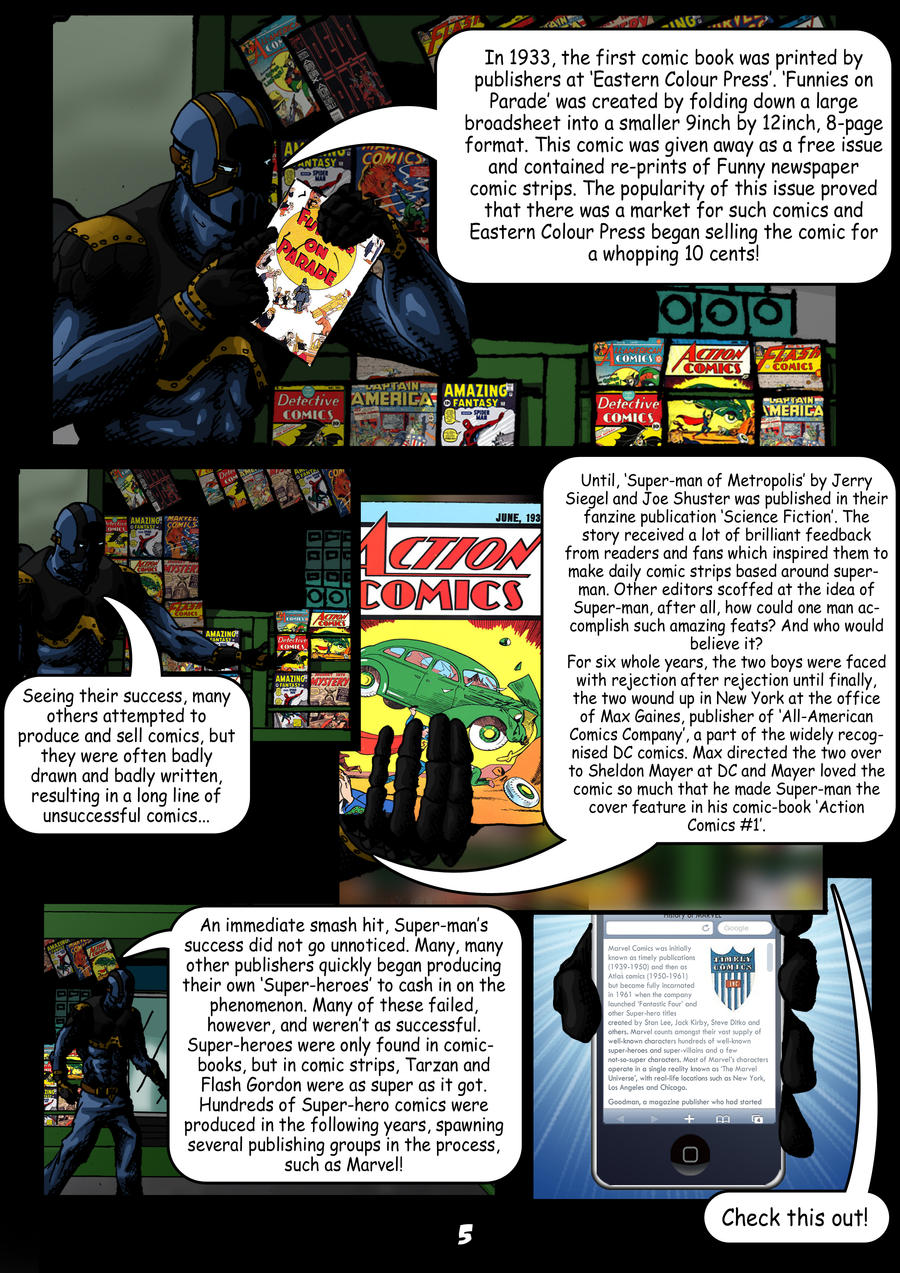 Unit 13 comic page 005 by iamherecozidraw