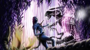 Alien vs Na'Vi