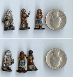 Elfquest Miniatures 01