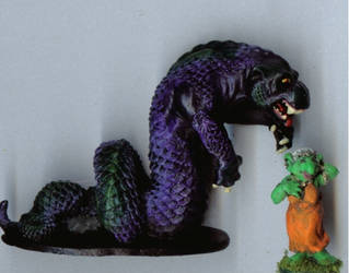 Elfquest Miniatures 02 by Anduinel