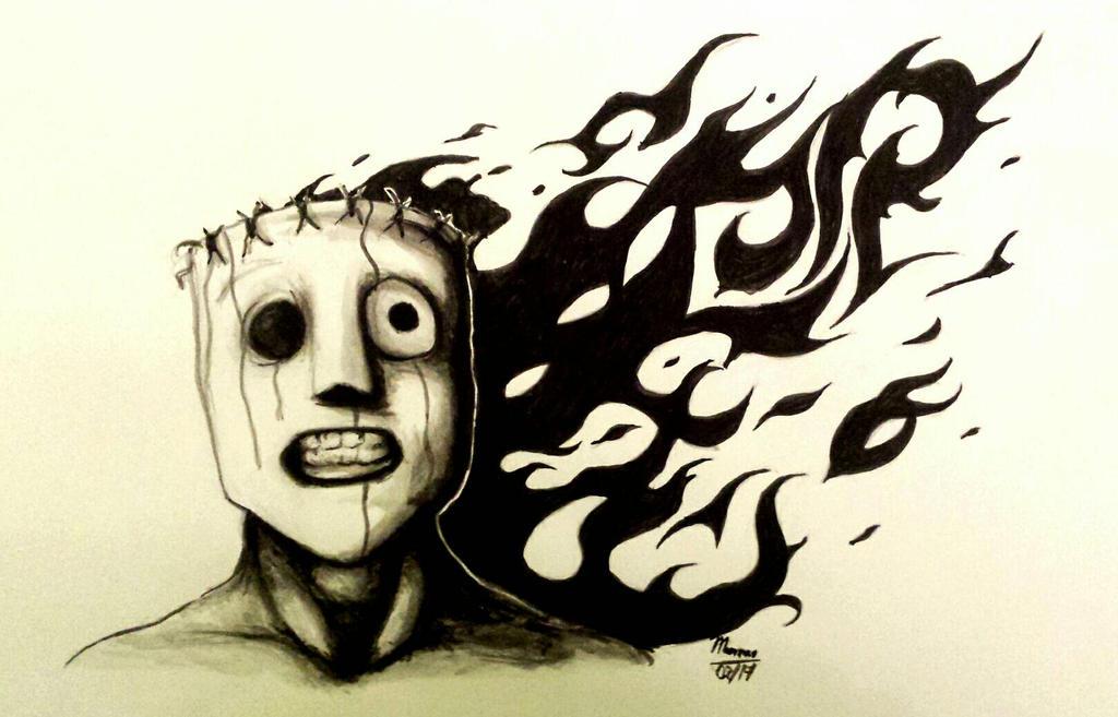 Corey Taylor by eddinsmarrone