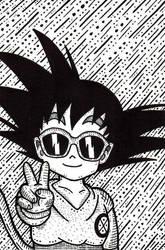 *** Victory!!! Kid Goku ***