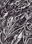 Abstract Creature  by bsoy