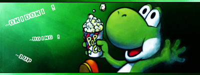 Yoshi at the cinema by Hukyo