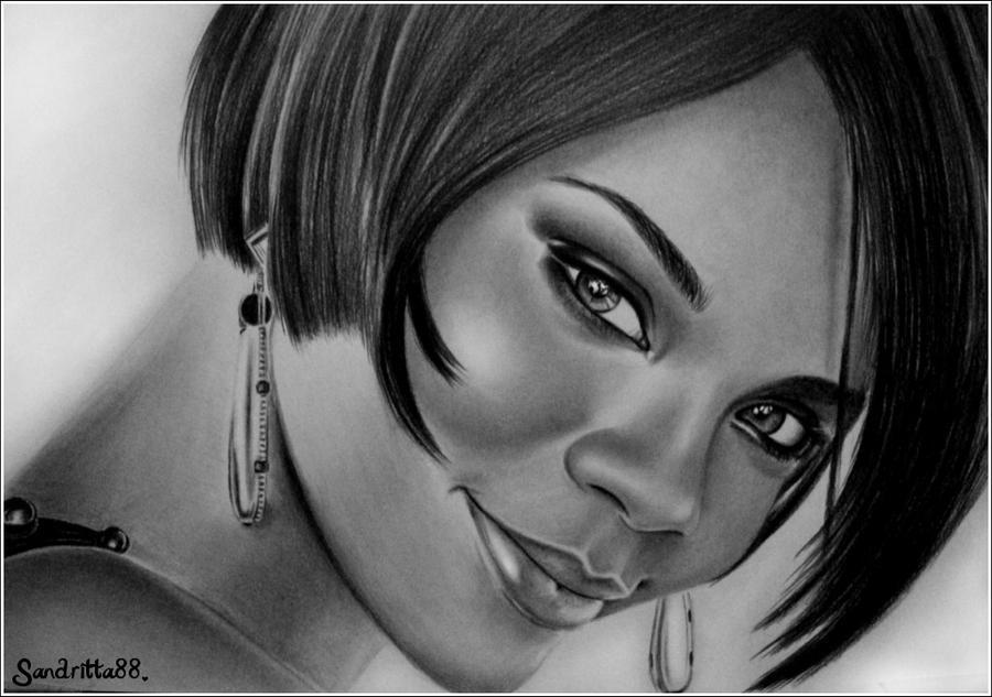 Rihanna 2 by sandritta88