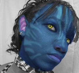 Jinx the Na'vi Photomanip