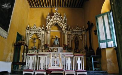 Saints of Yaxcopoil