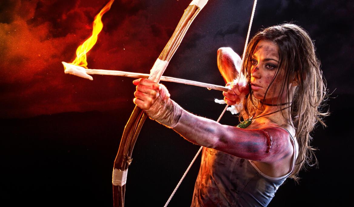 Tomb Raider Reborn 2013 Contest by OttaviaMazza