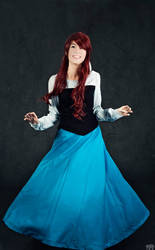 The little Mermaid by victoriacosplay