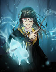 Pottermore Avatar by fuyushiki