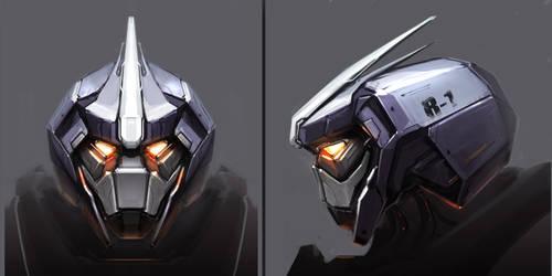 R-1 head by ksenolog