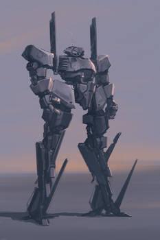 robot sketch 9