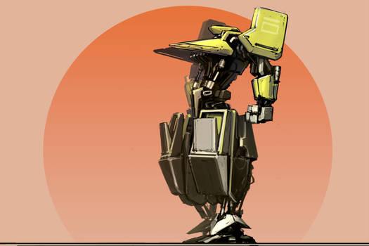 robot sketch 10a