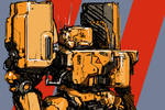 robot sketch 14