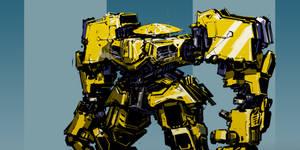 robot sketch 21