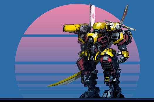 robot sketch 22
