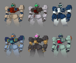 robot sketch 30a